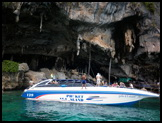 Phi Phi Island tour by speedboat